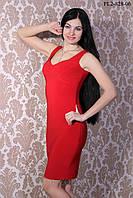 Платье молодежное майка  р.44-50