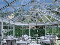 Проектирование и монтаж зимних садов
