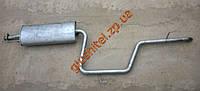 Глушитель 13.166 Mercedes Vito 2.3D Черновцы (Sks)