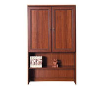 Шкаф для белья (надставка - 90) Виктор яблоня темная (BRW TM)