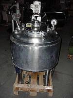 Б\у реактор из нержавеющей стали SOLERI U1995-1