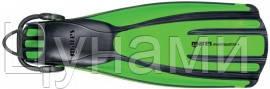 Ласты для водного спорта AVANTI QUATTRO + р.R (зеленые)