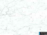 Декоративный пластик мрамор марквина белый 3028