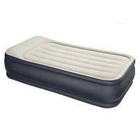 Надувная кровать Intex Deluxe Pillow Rest Raised Bed