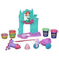 Плей-Дох Подводный замок принцессы Ариэль Play-Doh Disney Princess Ariel's Undersea Castle Playset