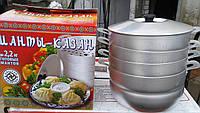Манты-казан Калитва до 2,2 кг готовых мантов