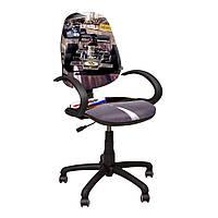Кресло Поло 50/АМФ-4 Дизайн №1 Гонки