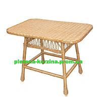 Стол плетеный из лозы Арт.1224-бр