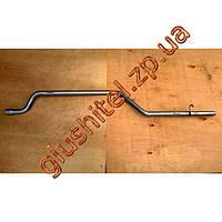 Труба выхлопная Газель пассажирская дв.405 длинная Черновцы SKS