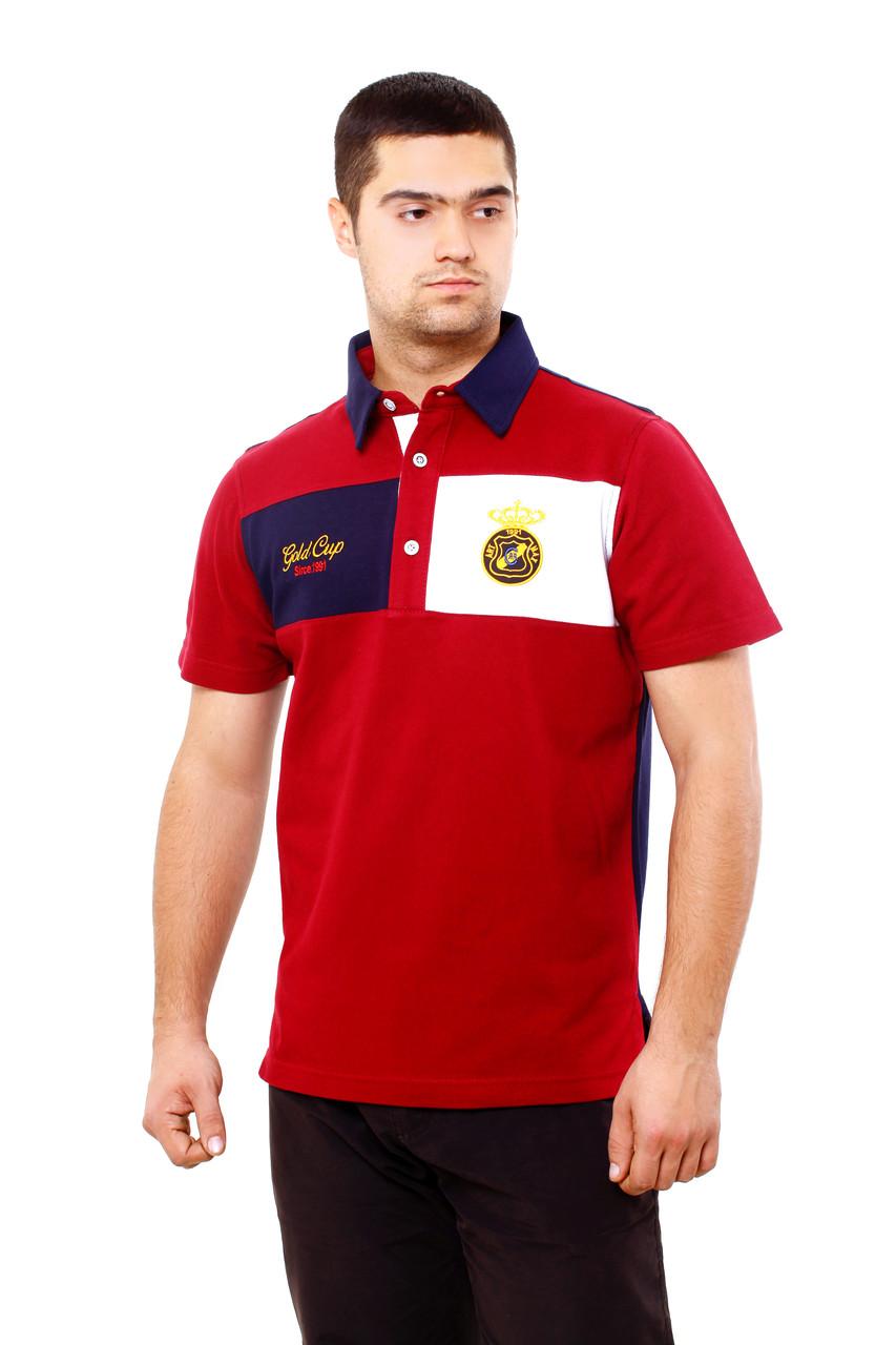 Рубашка мужская поло(лакоста)