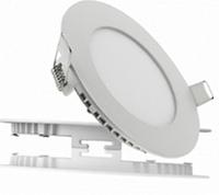 Светодиодный светильник LEDEX круг  9Вт 4000К