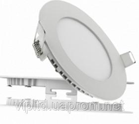 Светодиодный светильник LEDEX круг 3Вт 4000К