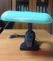 Настольная лампа на прищепке 301, цвета в ассортименте