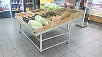Овощной развал стелаж торговый