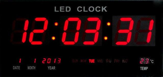 Настінні електронний Годинник CW 4600