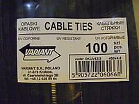Хомут стяжка 4.8-450 мм, NORMA, Германия, нейлон, в упаковке 100 шт