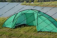 Палатка четырехместная (туристические палатки, для кемпинга)