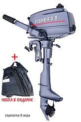 Лодочный бензомотор Fisher T3.5BMS