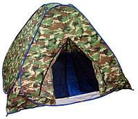 Палатка летняя автомат 2х2 камо