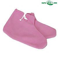 Носочки  махровый - флис (пара)