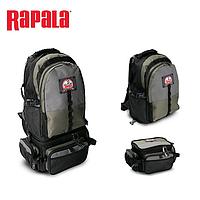 Рюкзак рыбацкий Rapala 3-in-1 Combo Bag (лимитированная серия)
