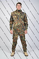 Немецкая военная униформа ''Bundes'' легкий летний с отстёгивающимися рукавами