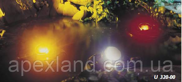Плавающие освещение для пруда, декор для водоема