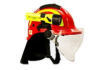 Каска пожарного-спасателя