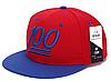 Snapback бейсболка с прямым козырьком 55 по 62 размер головные уборы детские
