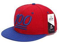 Бейсболка с прямым козырьком 55 по 62 размер реперка snapback снепбек кепка, фото 1