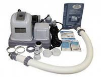 Хлоргенератор для дезинфекции воды в бассейне