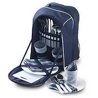 Рюкзак-набор для пикника на 4 перс.