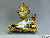 Часы настольные Нимфа 30 х 30 см 50-005