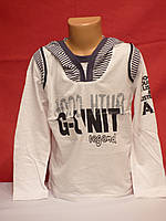 Кофта осенняя с капюшоном для мальчиков от 5-13лет (116-146см.).