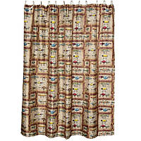 Занавесь для душа Riversedge Lure Shower Curtain