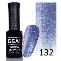 Гель-лак GGA № 132 (10 мл.)