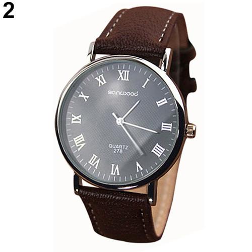Часы наручные Sanwood Rooma marron