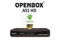 Openbox AS1 HD андроид + dvb s2
