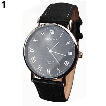 Часы наручные Sanwood Rooma swart, фото 2