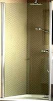 Душевая распашная дверь 90 см Villeroy&Boch Frame to frame UDW0090SKA100 V-61, лев/прав, прозачная/хром