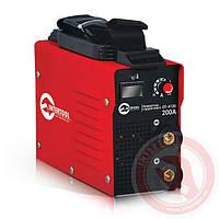 Инвертор сварочный 230 В, 30-200 А, 7,1 кВт INTERTOOL DT-4120, фото 1