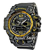 Часы Casio G-Shock GWG-1000 Black-Gold