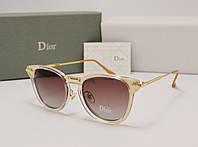 Женские солнцезащитные очки Dior 0198s градиент, фото 1