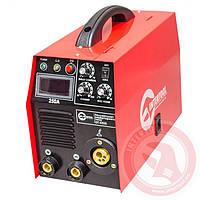 Полуавтомат сварочный инверторного типа комбинированный 7,1 кВт, 30-250 А.  INTERTOOL DT-4325