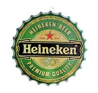 Крышка-плакат Heiniken