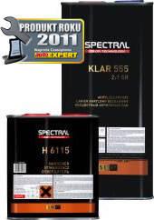 Лак бесцветный SPECTRAL KLAR 555 (SR) 2+1 5л + отвердитель 2,5л