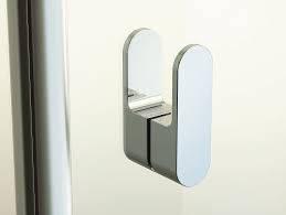 Душевые двери Ravak   CSD1- 90 Белый TRANSPARENT, фото 2