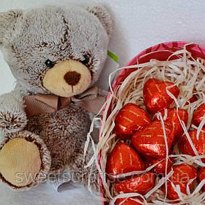 """Подарочный набор """"Вкусные сердечки"""", фото 2"""