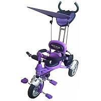 Детский велосипед Mars Trike KR01 фиолетовый