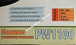 Болгарка PROCRAFT PW1100, фото 2